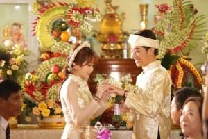 Nằm mơ thấy đám cưới có ý nghĩa gì?